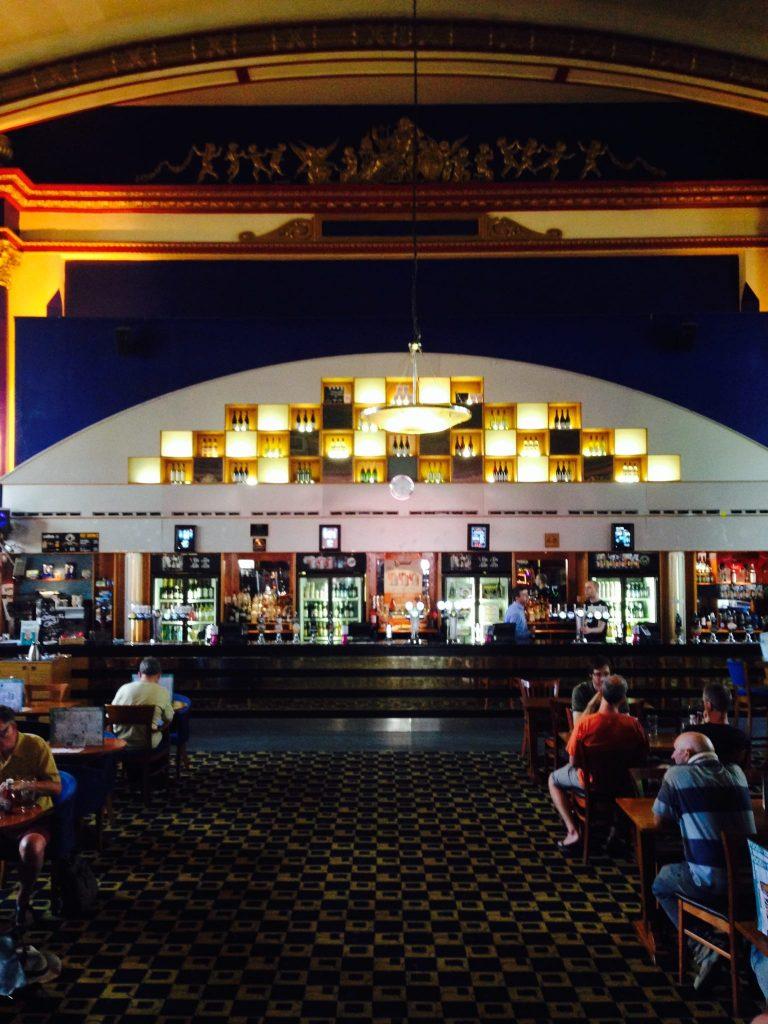 Interior, The Capitol