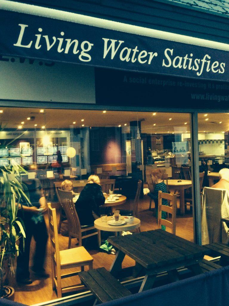 Living Water Satisfies