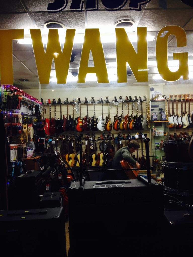 Twang Guitars