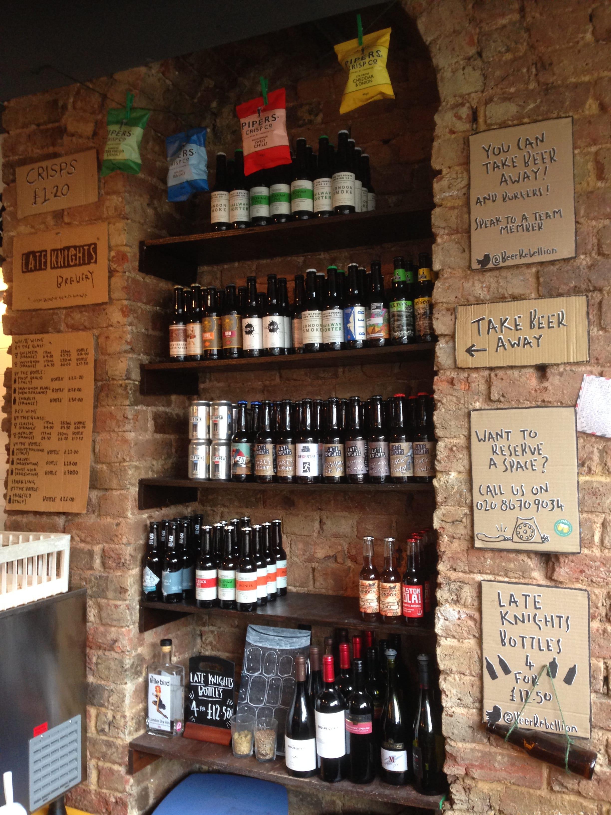 Beer Rebellion, Gipsy Hill