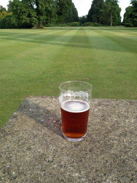 Beer. Garden