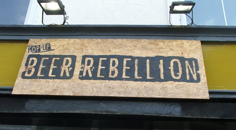 Beer Rebellion