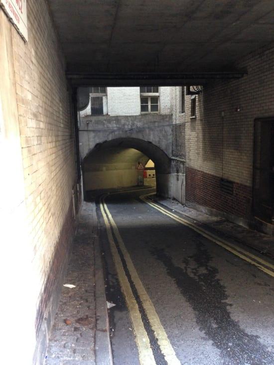 Lower Robert Street