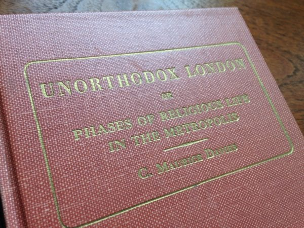 Book Cover: Unorthodox London