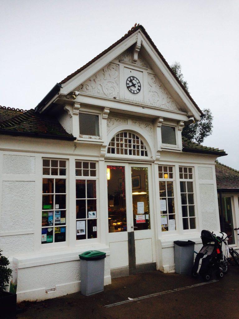 Pavilion Cafe, Dulwich Park (tip: Licensed)