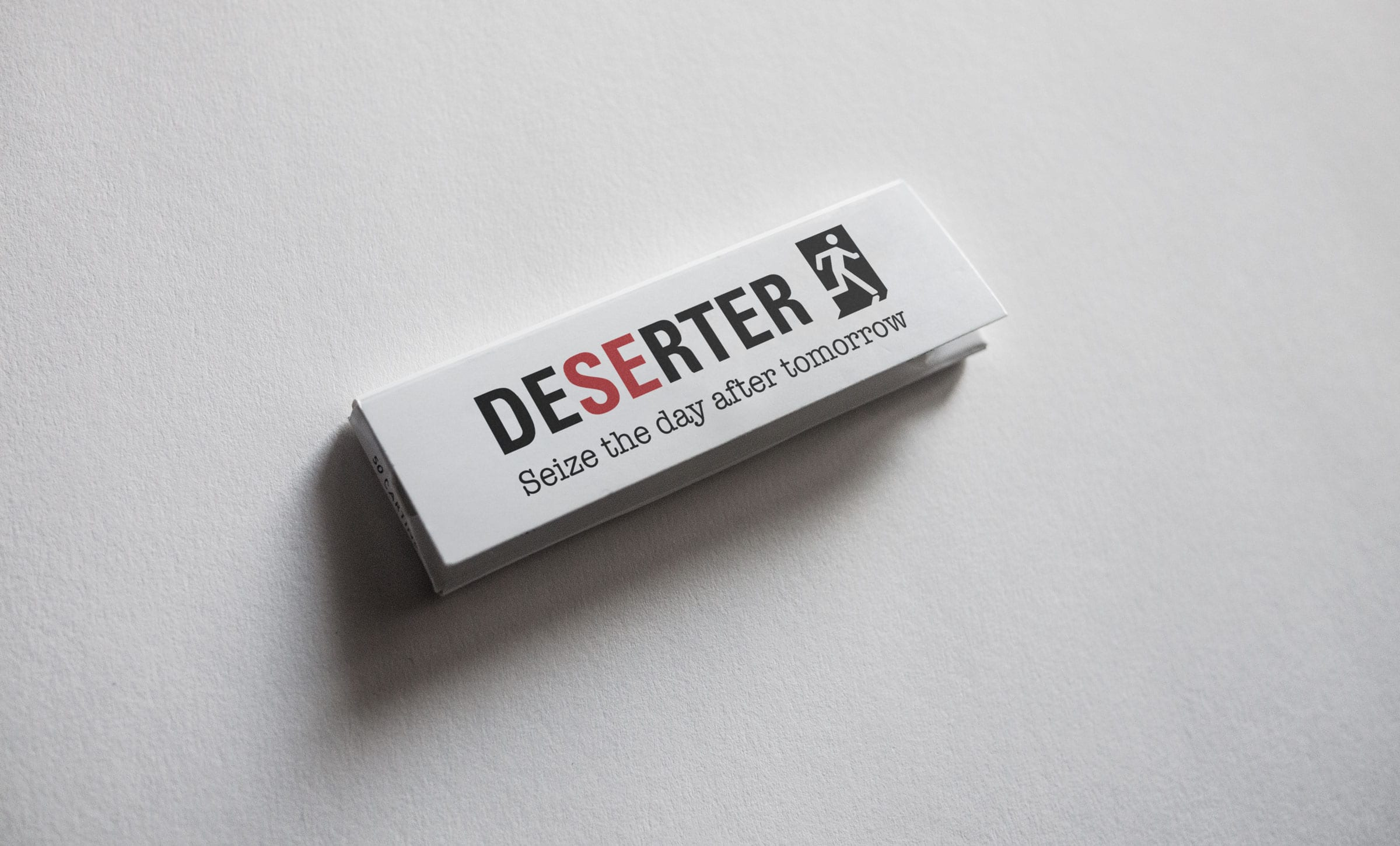 Deserter rolling papers