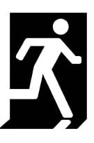 This image has an empty alt attribute; its file name is running-man-logo.jpg